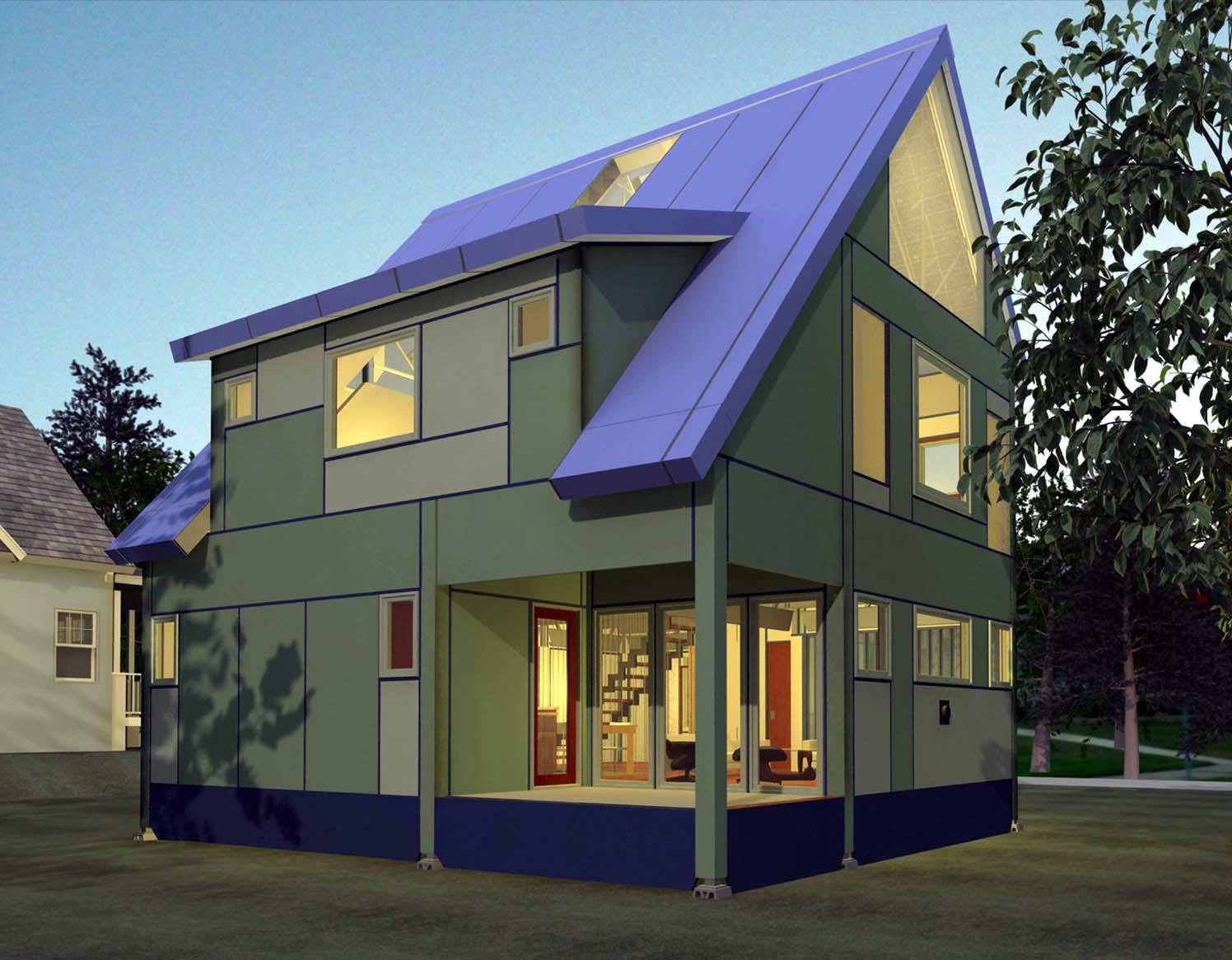Mobile Home Shelter : Modular home shelter kit homes